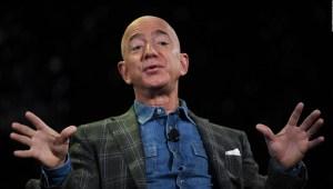 Jeff Bezos se desprende de miles de acciones de Amazon