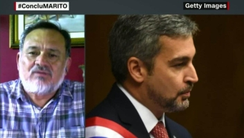 El presidente de Paraguay se salva de un juicio político