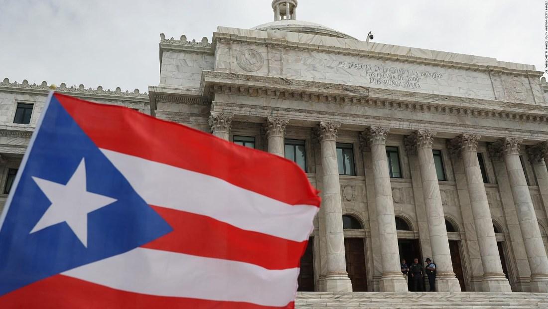 MinutoCNN: Puerto Rico aún no tiene claro quién sucederá a Rosselló