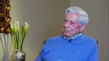 ¿Qué tipo de libros lee Vargas Llosa?