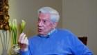 Lo dijo en CNN: Vargas Llosa recomienda