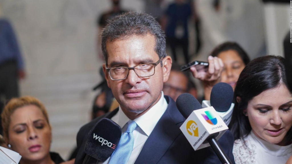 ¿Es constitucional que asuma Pierluisi como gobernador de Puerto Rico?