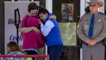 México ofrece ayuda a víctimas del tiroteo de Texas