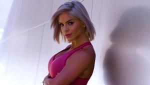 Michelle Lewin nos explica qué significa ser una modelo fitness