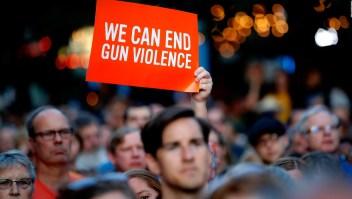 Voces contra los tiroteos