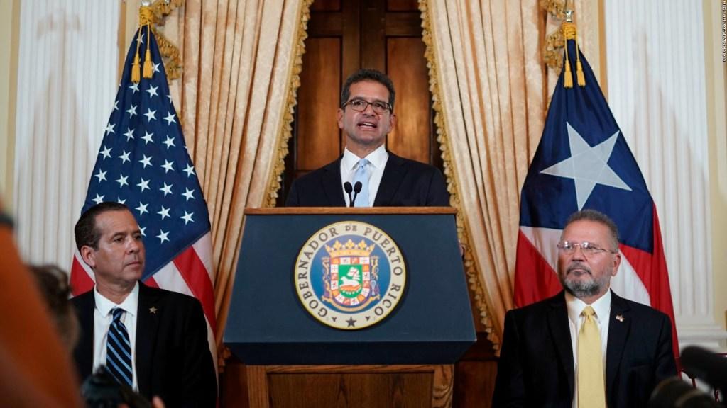 ¿Cuál es la polémica en torno a la juramentación de Pedro Pierluisi?