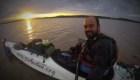 El GPS que le salvó la vida a este aventurero