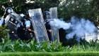 Hong Kong: usan gases lacrimógenos contra manifestantes