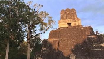 Las ruinas mayas de Tikal, en Guatemala, sorprenden tanto a los visitantes como a la comunidad científica