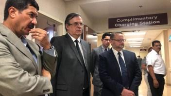 Ebrard: México participará en juicio sobre tiroteo en El Paso
