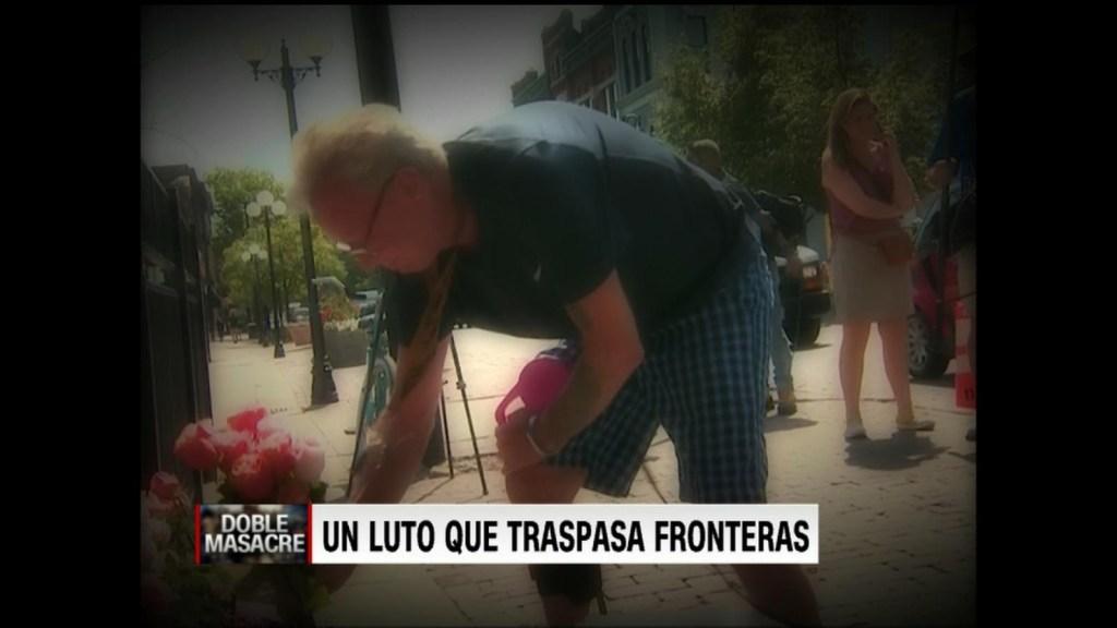 Rinden homenaje a las víctimas de las matanzas en EL Paso y Dayton