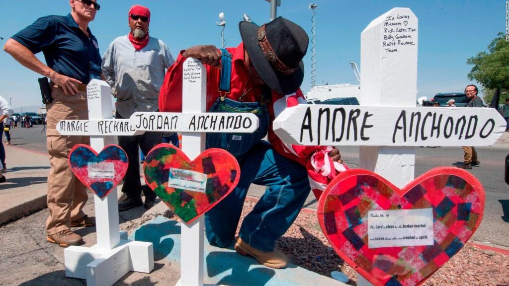 Heroísmo en medio del tiroteo en El Paso