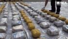 Confiscan millonario cargamento de heroína en Inglaterra