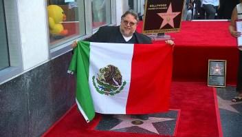 Guillermo del Toro develó se estrella en Hollywood