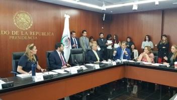 Congreso mexicano condenó tiroteos en EE.UU.