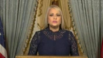Puerto Rico: nueva gobernadora defiende su agenda