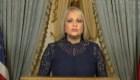 Puerto Rico: primer mensaje de Wanda Vázquez como gobernadora