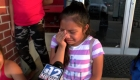 La súplica de una niña tras detención de sus padres