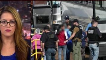 Récord de arrestos de inmigrantes en EE.UU.