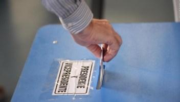 ¿A quién elegirán los guatemaltecos como presidente?