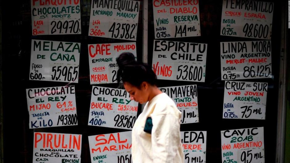 """ONU: Sanciones podrían """"exacerbar"""" crisis de Venezuela"""
