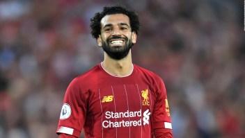 Cuestionario rápido con Mohamed Salah