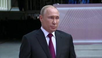 Putin, 20 años al mando en Rusia