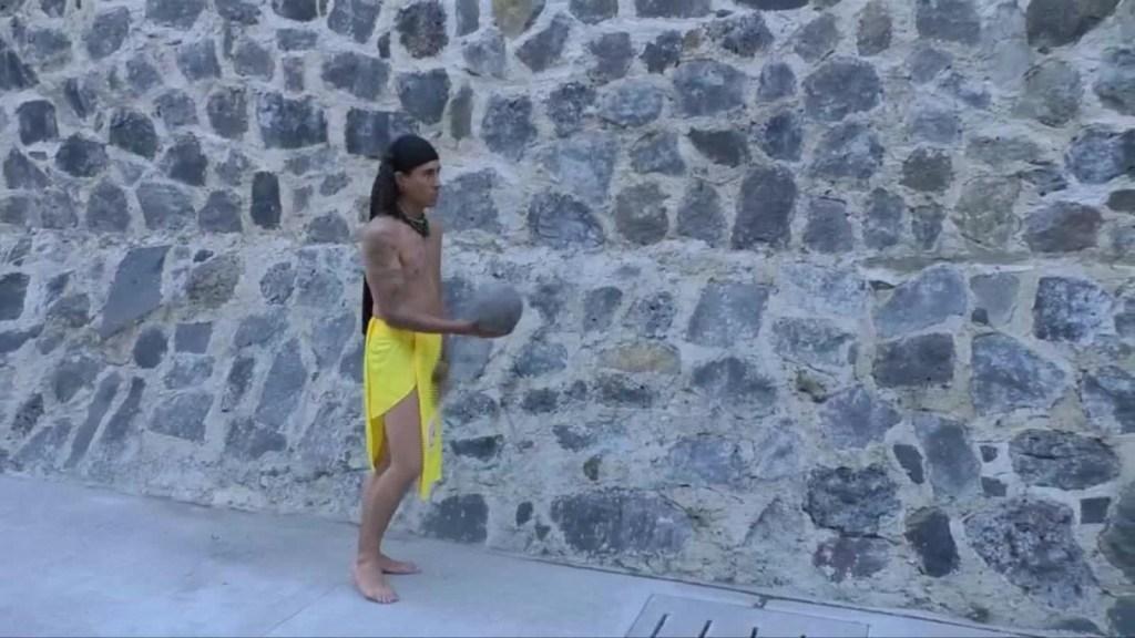 """El """"fútbol"""" ancestral de México"""