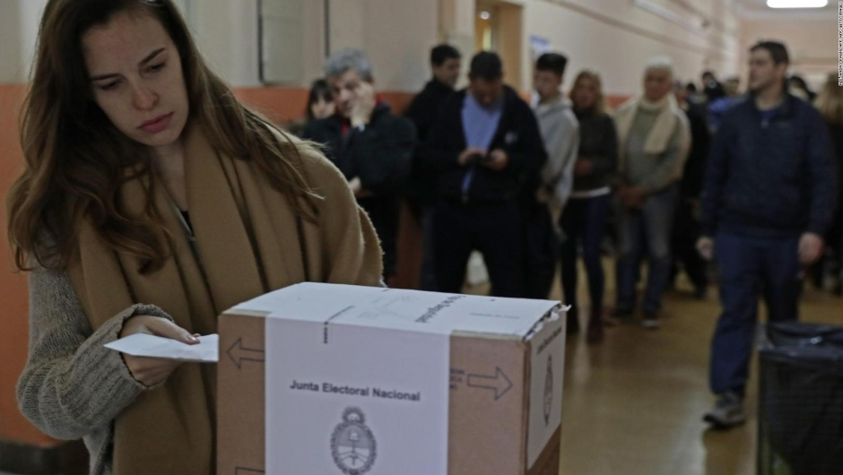 ¿Serán las elecciones de Argentina un barómetro del futuro líder político?