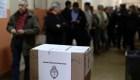 Campaña de Alberto Fernández expresa optimismo en elecciones