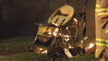 Pensilvania: Mueren 5 niños en el incendio de una guardería