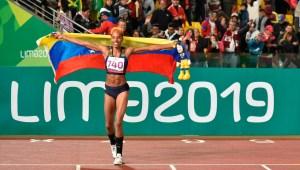 Yulimar Rojas, una heroína del deporte venezolano