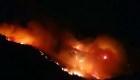 Fuego afecta 1.000 hectáreas en Gran Canaria