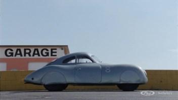 Subasta de este Porsche histórico podría alcanzar hasta US$20 millones