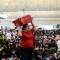 Disturbios en el aeropuerto de Hong Kong