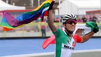 Patinador mexicano busca darles voz a los homosexuales en el deporte