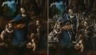 Descubren esbozos de Leonardo Da Vinci 500 años después