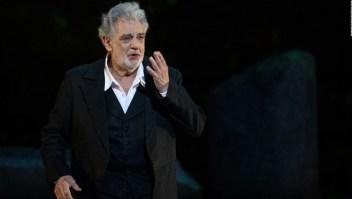 Reacción en España tras acusaciones contra Plácido Domingo