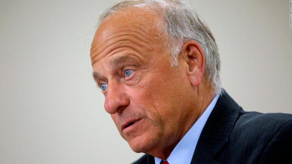 Steve King republicano Iowa población incesto y violación