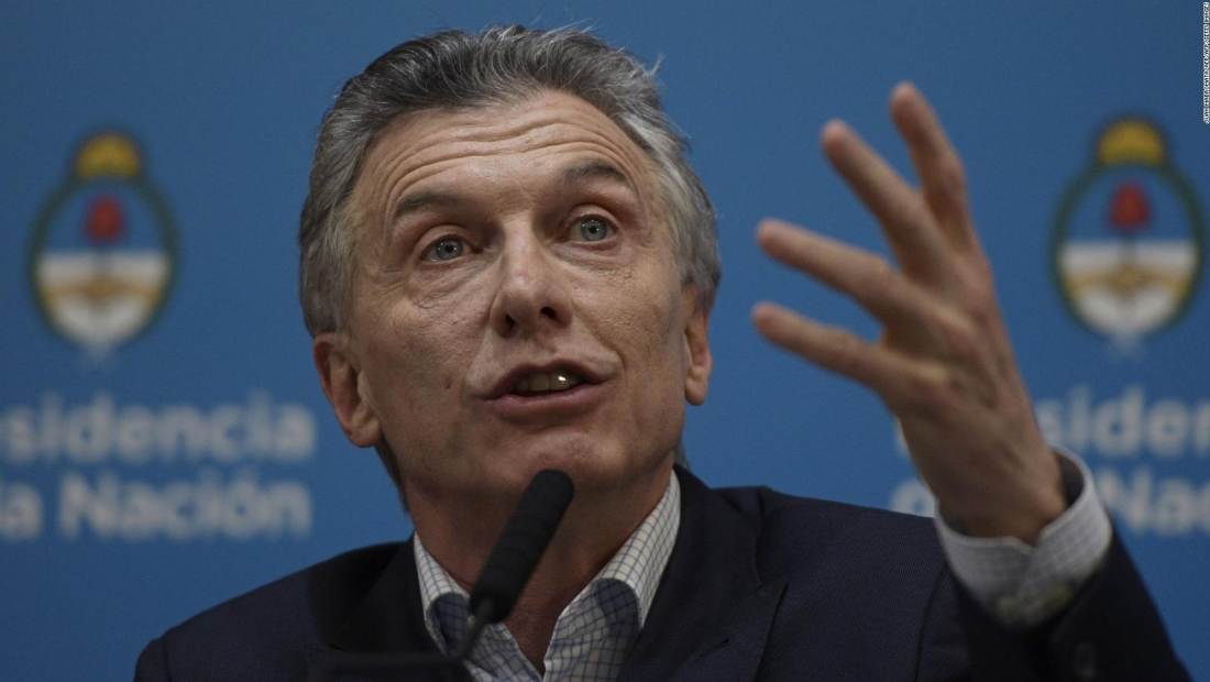 Macri anuncia medidas económicas, ¿se tranquilizarán los mercados?