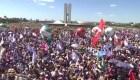 Gigantesca protesta en Brasil contra el gobierno de Bolsonaro