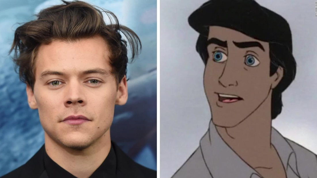 "Harry Styles no interpretará a Eric en ""La Sirenita"""