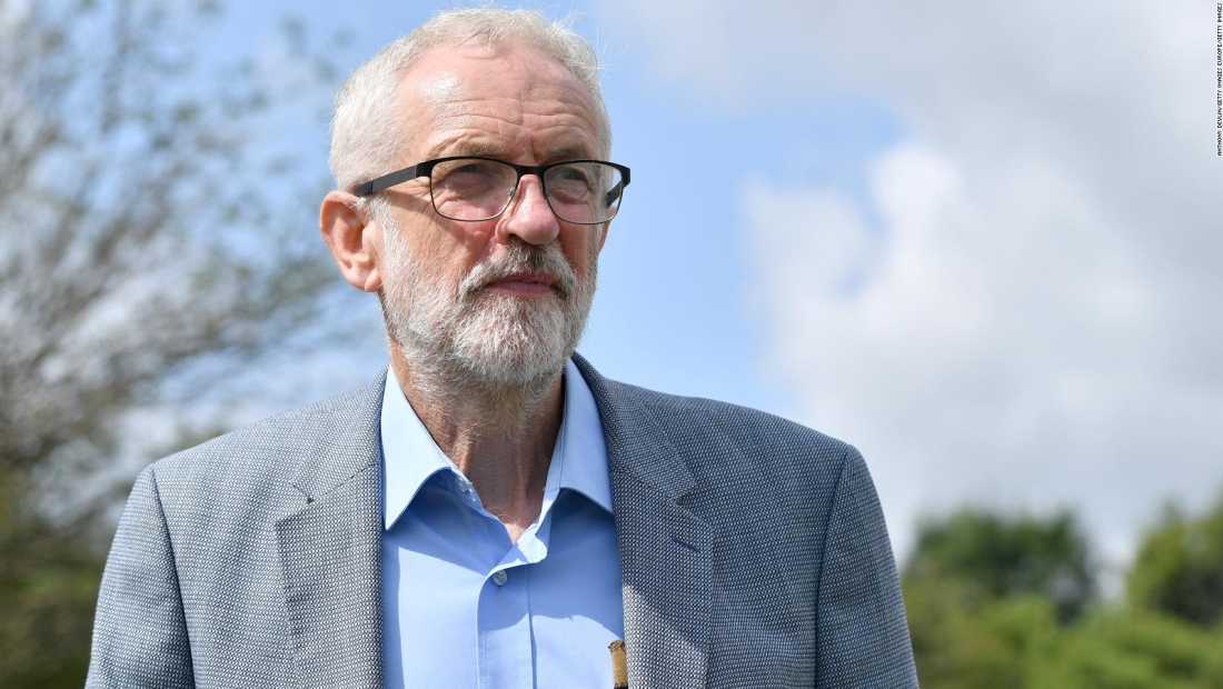 Corbyn se opone a un brext sin acuerdo