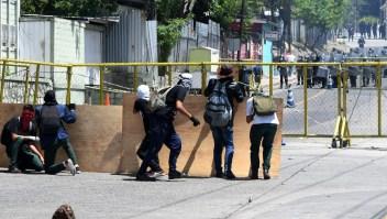 Manifestantes piden renuncia de presidente de Honduras