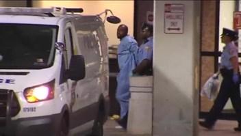 Arrestan a hombre que les dispara a policías en Filadelfia