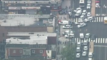 El día después del enfrentamiento en Filadelfia