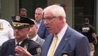 Policía: Un hombre blanco colocó las ollas dentro del metro