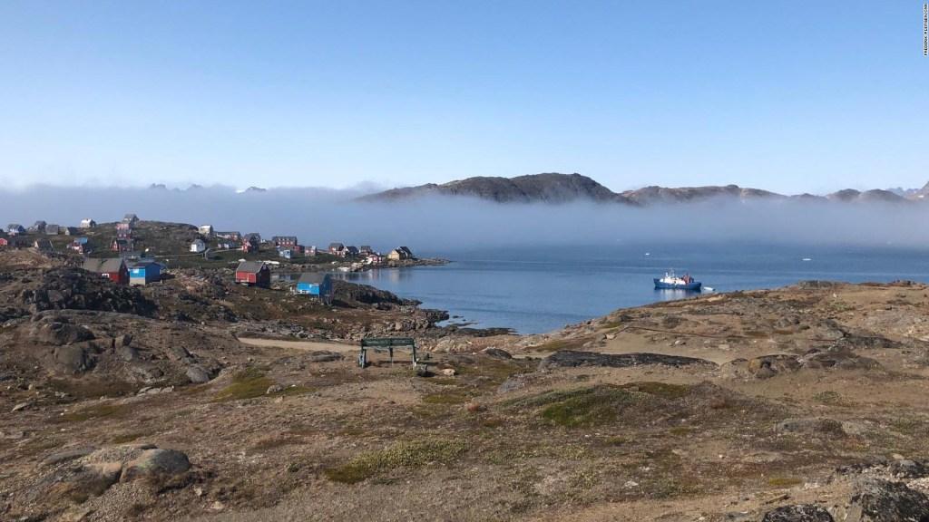 Groenlandia no está a la venta