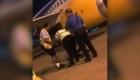 Un cubano llegó a EE.UU. en la bodega de un avión