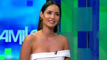 """Carmen Villalobos: """"nos está escuchando todo el mundo"""""""